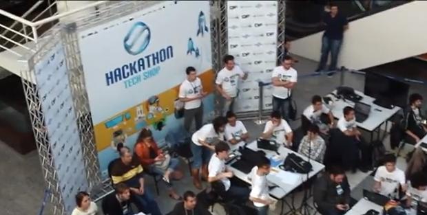 Hackathon Tech Shop  – Soluções de Varejo