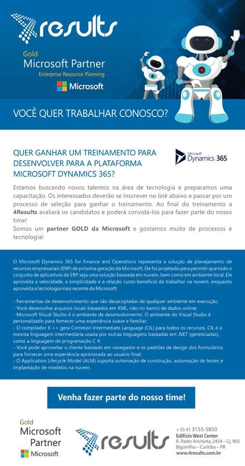 Microsoft Dynamics 365 – 4Results